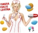 Erekcijos sutrikimams papildai Viagra Cialis Levitra