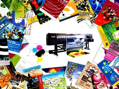 Atliekame dizaino darbus, maketuojame, kuriame reklamą