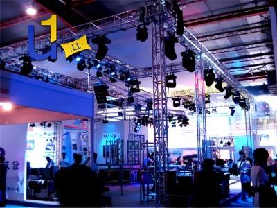 Scenų konstrukcinės sistemos įvairiems renginiams, parodoms