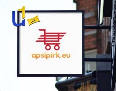 GAUK NUOLAIDĄ DABAR ! www.apsipirk.eu