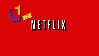 Netflix pigiau ! - Kaina tik 36€/metams